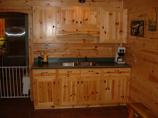 Knotty Pine Kitchen Cabinet Doors Choice Image - Glass Door Design