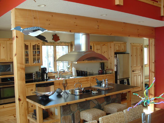 Timber Country Cabinetry Panel Insert Doors